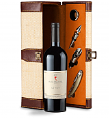Wine Totes & Carriers: Peter Michael Les Pavots 2012 Wine Steward Luxury Caddy