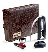 Personalized Wine Gifts: Deluxe Wine Tools Gift Set