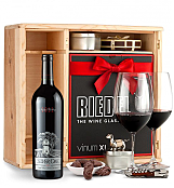 Wine Gift Boxes: Silver Oak Napa Valley Cabernet Sauvignon 2011 Private Cellar Gift Set