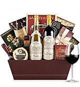 Luxury Wine Baskets: Far Niente Wine Gift Basket