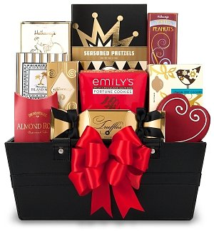 Love Sweet Love Gift Basket