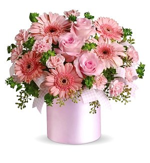 Lovely Baby Girl Bouquet