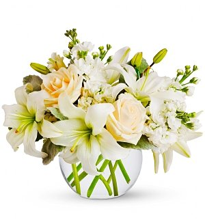 Soft Serenity Bouquet