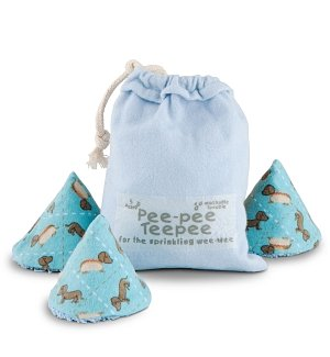 100% Cotton Pee Pee Teepees