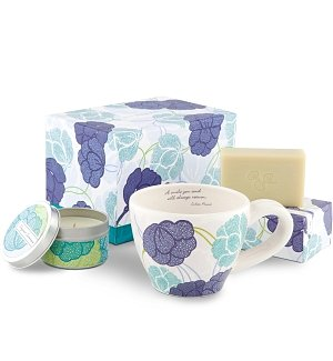 Mudlark Aubrey Mug & Hand-Crafted Spa Set