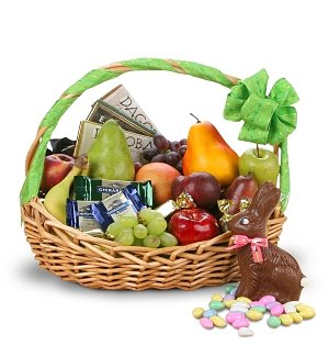 Basket of Easter Treats