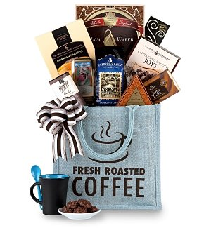 Hawaiian 100% Kona Coffee & Premium Treats