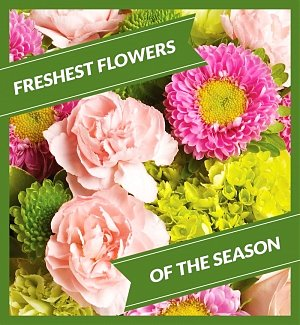 Freshest Flowers of the Season