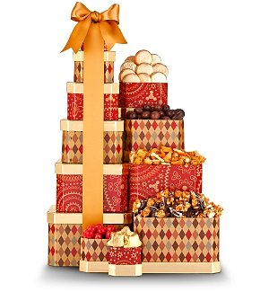 The Majestic Gift Tower