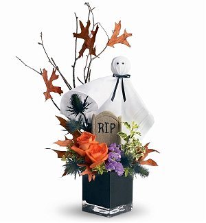 Haunted Gardens Bouquet