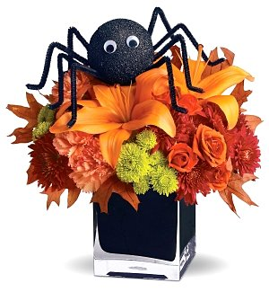 Spooky Spider Bouquet