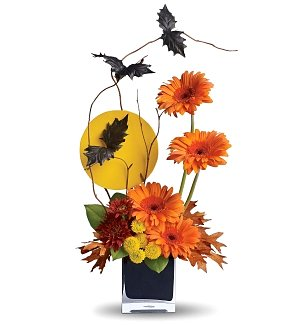 All Hallow's Moon Bouquet