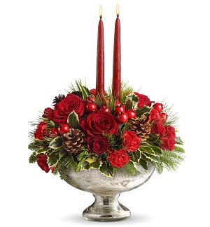 Grand Seasonal Centerpiece