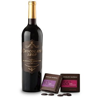Chocolate Lover's Red Wine & Dark Chocolate Drops