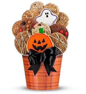 Halloween Cookie Bucket