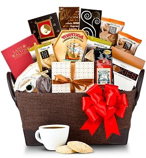 Birthday Java Gift Basket