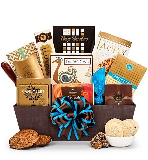 Holiday Sensations Gift Basket