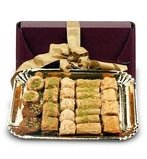 Holiday Baklava Assortment