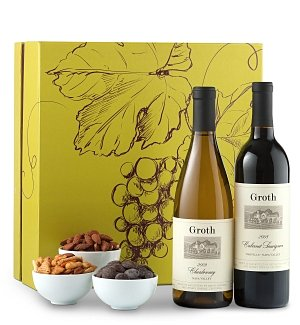 Groth Napa Valley Wine Gift Set