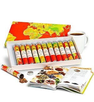 Around the World Exotic Tea Collection