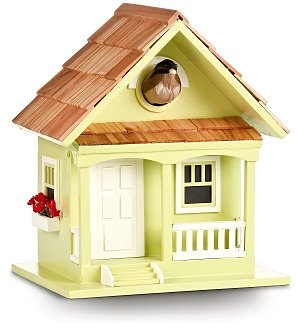 A Mother's Birdhouse