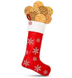 Holiday Cookie Stocking