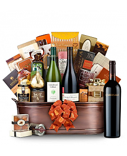 The Hamptons Luxury Wine Basket-Cardinale Cabernet Sauvignon 2006