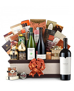The Hamptons Luxury Wine Basket-Merryvale Profile 2006