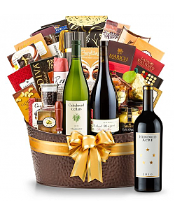 Hundred Acre Ark Vineyard Cabernet Sauvignon 2010 - The Hamptons Luxury Wine Basket