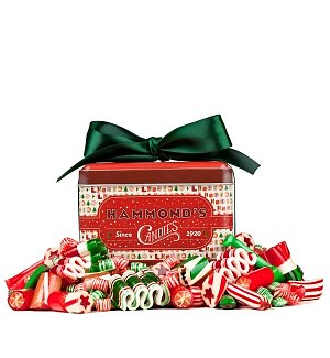 Hammond's Old-Fashioned Christmas Candies