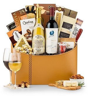 Opus One Luxury Wine Basket
