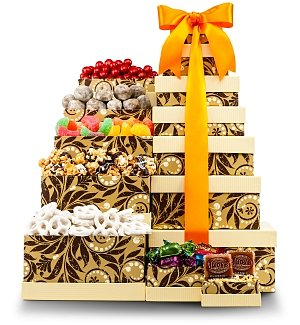Classic Sweet Treats Gift Tower