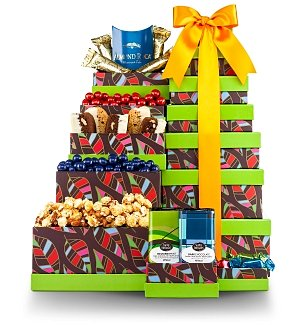 Spring's Delight Gift Tower