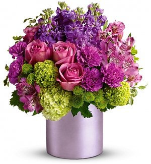 Purple Reign Bouquet