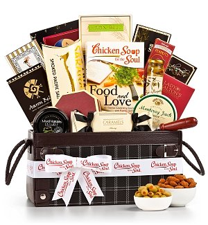 Food and Love Gourmet Basket