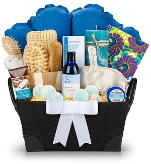 Stress Relief Spa Retreat Gift Set