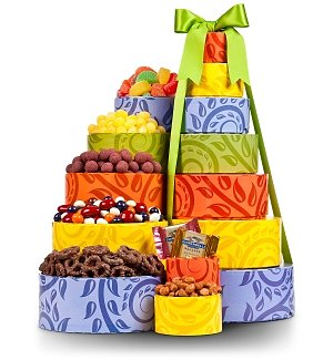 The Sweet Spirit of Spring Gift Tower