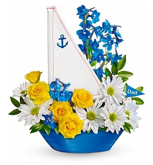 Come Sail Away Bouquet