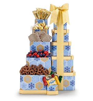 Gourmet Chocolate Gift Tower