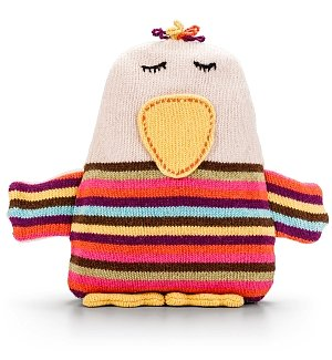 Knitted Snuggle Duck Hottie