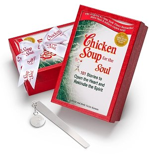 Engraved Metal Bookmark with The Original Chicken Soup for the Soul®