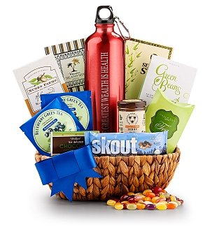Health is Wealth Gourmet Gift Set