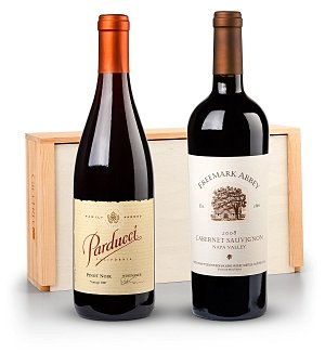 Northern California Wine Duo