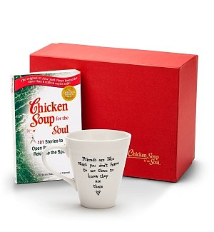 Friendship Mug with Chicken Soup for the Soul®