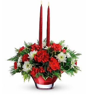 Holiday Grandeur Centerpiece