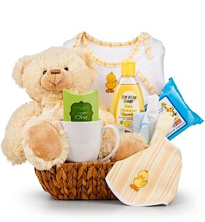 Little Duckie Baby Gift Set