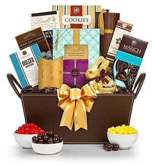 Easter's Treasures Gourmet Gift Basket