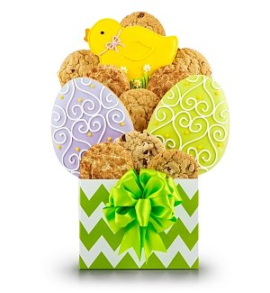 Happy Easter Gourmet Cookies