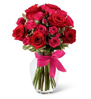 Love Struck Rose Bouquet