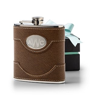 Personalized Stainless Steel Hip Flask